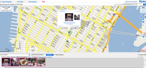 Flickr_geotagging